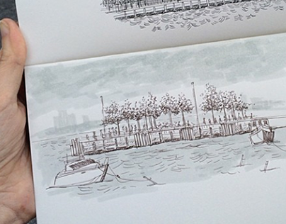Location Sketches