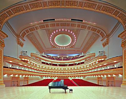 Carnegie Hall Restoration, Renovation and Expansion