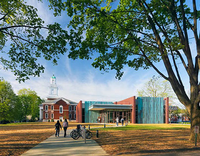 Penn State, Dickinson School of Law, Katz Hall