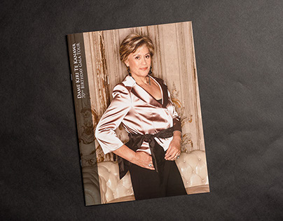 Kiri Te Kanawa — 70th Birthday Tour Program