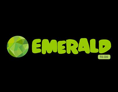 EMERALD To-Do Logo | BlackCloud