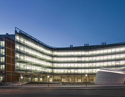University of Michigan, Biomedical Science Building