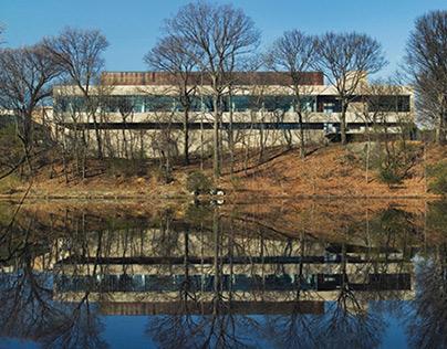 The New York Botanical Garden, Pfizer Plant Laboratory