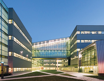 The Ohio State University, Scott Laboratory