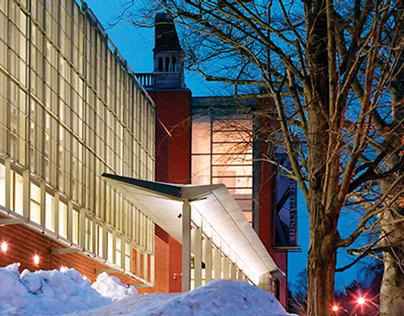 Smith College, Brown Fine Arts Center