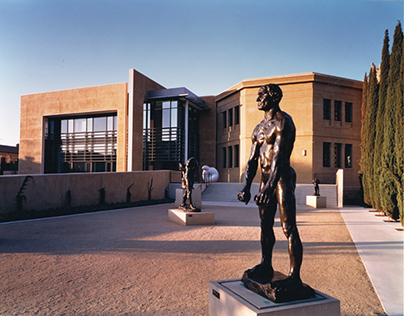 Stanford University, Cantor Center for Visual Arts