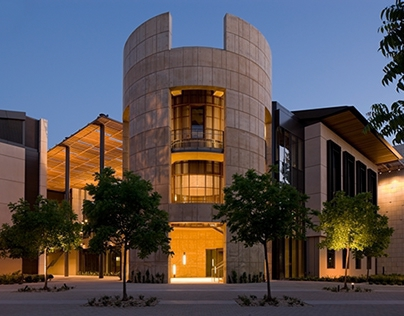Stanford Law School, William H. Neukom Building