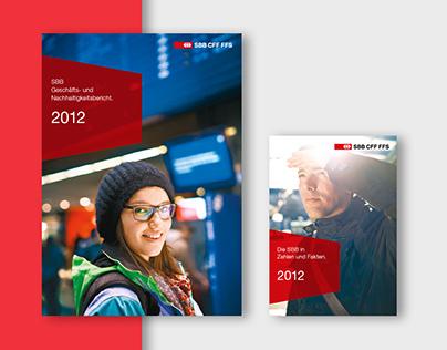 SBB Annual Reports