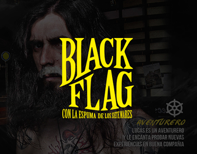 Blackflag Crafted Beer