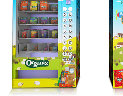 Organix (promo and events)