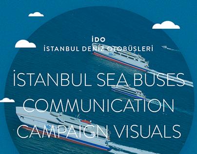 ido campaign visuals