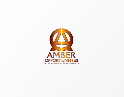 The AMBER OPPORTUNITIES logo & more