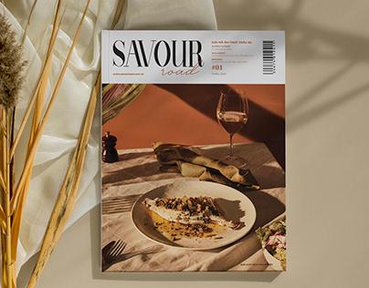SAVOUR ROAD | FOOD MAGAZINE