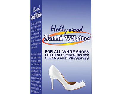 Fictional Project: Sani-White Shoe Polish