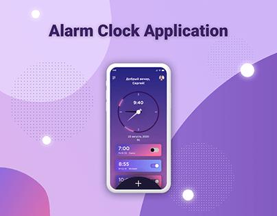 Alarm Clock Application