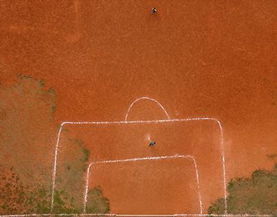 """""""Terrão de Cima"""" - Ground from above"""