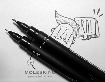 FRA'S MOLESKINE