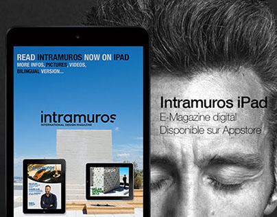 Intramuros iPad