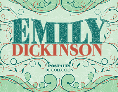 Emily Dickinson's Postcard Collection