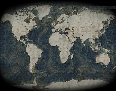 Cartographic Desktop Images