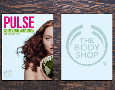 PULSE MAGAZINE FOR THE BODY SHOP