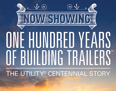 Utility Trailers Centennial Story Movie Poster