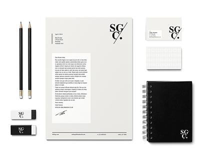 SGC Stationery