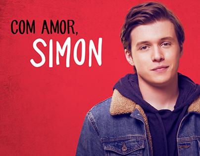 Love Simon   Social Media
