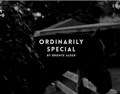 Ordinarily Special