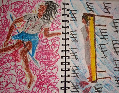 Frida Kahlo's Journal by Me