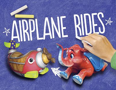 Airplane Rides | Poster