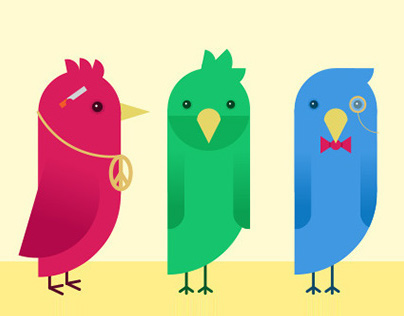 Kin IFB birds