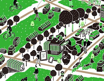 【綠圈圈生活藝術祭】 GREEN RIPPLES ART FEDTIVAL