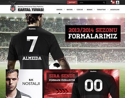 Official Fanstore of Besiktas Istanbul