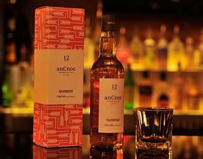 anCnoc Whisky Campaign