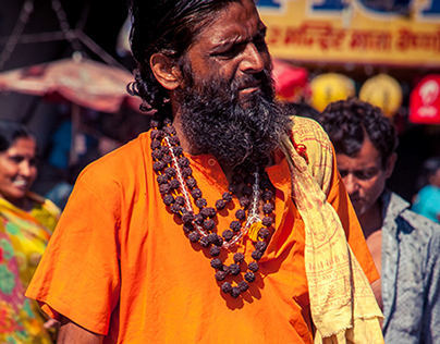 travel: Faces of India