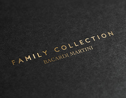 Family Collection Bacardi Martini
