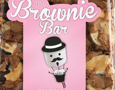 The Brownie Bar | ID and Packaging
