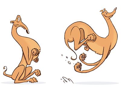 Character Design: Greyhound