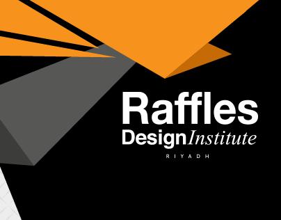 RAFFLES Design Institute - Riyadh showroom
