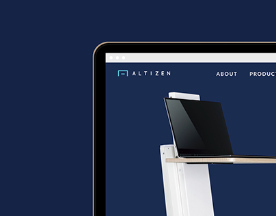 Altizen – Website