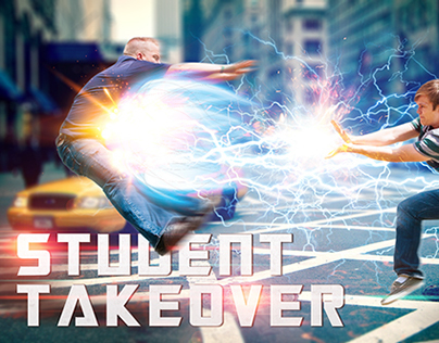 Student Takeover Hadoken