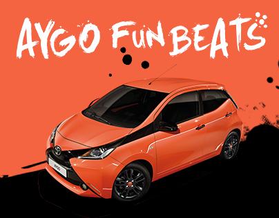"Toyota ""Aygo Fun Beats"""