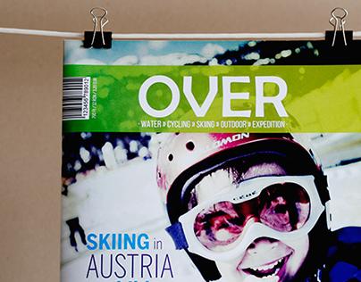 Outdoor Magazine Redesign