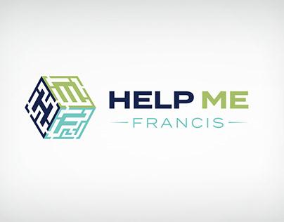 Help Me Francis Logo & Stationary