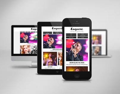 Esquire - Digital Edition
