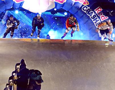 Red Bull Crashed Ice Video