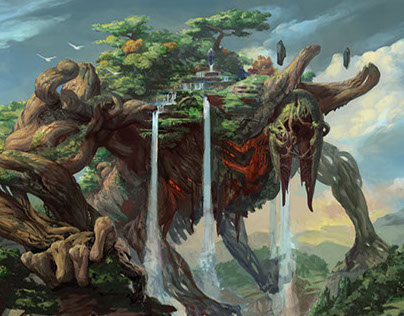 Mohrbacher: The Gathering 2014 kickstarter