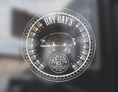 Ray Rays Parallax One Pager