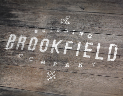 The Brookfield Building Company - One Pager Website